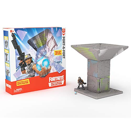 Fortnite - Fort Display y 1 Fig (Giochi Preziosi FRT15000)