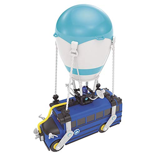 FORTNITE- Battle Bus + Figura (Giochi Preziosi FRT35000)