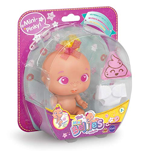 The Bellies - Mini Pinky-Twink (Famosa 700015203) , color/modelo surtido