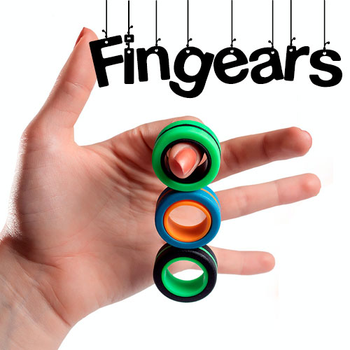 Fingears Magnetic Anillos Magnéticos